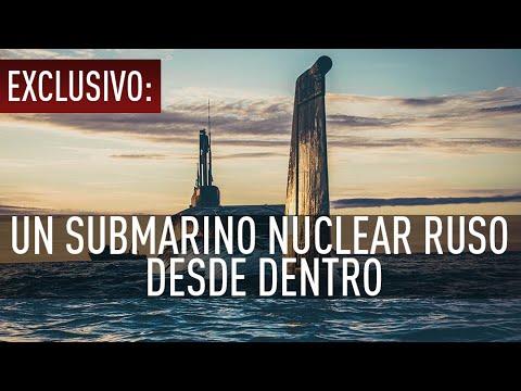 Prueba de Bulava: imágenes únicas desde el interior del submarino nuclear ruso