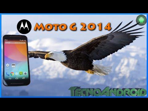 Motorola Moto G 2014 unboxing