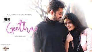 Meet Geetha Telugu Short Film 2018 | Kalpika Ganesh | Threeory | VoxSpace - YOUTUBE