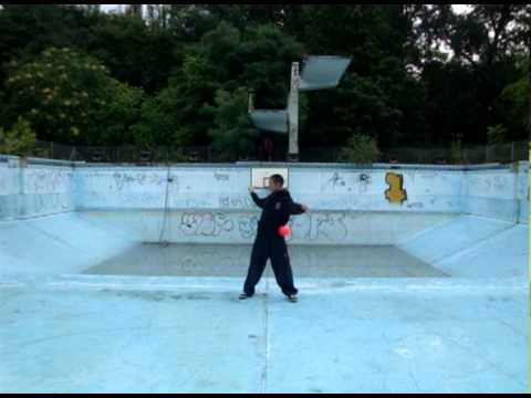 Swimming Poi in Berlin by Tom