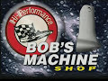 Bob's Machine Shop Hydraulic jack plate and more.