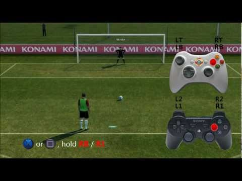 PES 2012 Penalties Tutorial