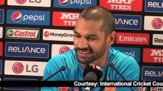 2015 WC IND VS UAE: We're not taking UAE lightly, says Shikhar Dhawan - IANSINDIA