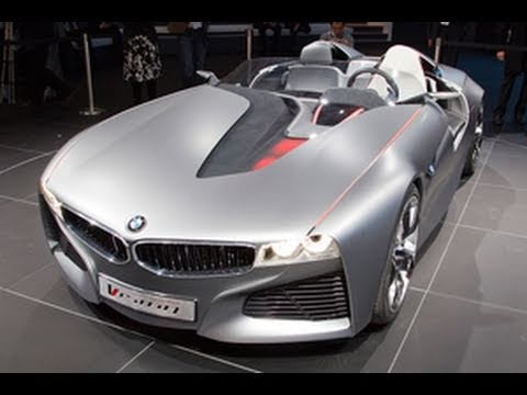 BMW Vision ConnectedDrive Concept @ 2011 Geneva Auto Show