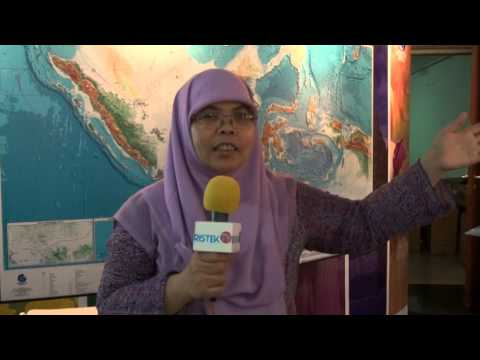 RITECH Expo 2014 : Stand Badan Informasi Geospasial (BIG)