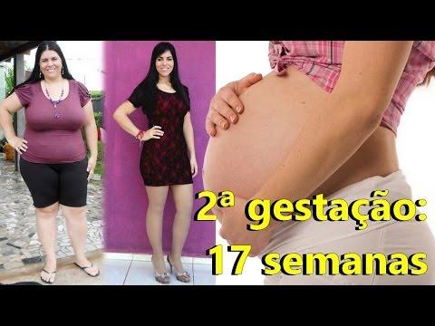 Diário da gravidez: 17 semanas + Lojinha da Drica