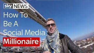 Swipe | How To Become A Social Media Influencer & Turn Clicks Into Cash - SKYNEWS