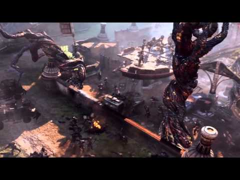 Gears of War 3: Dom's Death Scene - Walkthrough Part 26 (GoW3 Gameplay & Commentary)