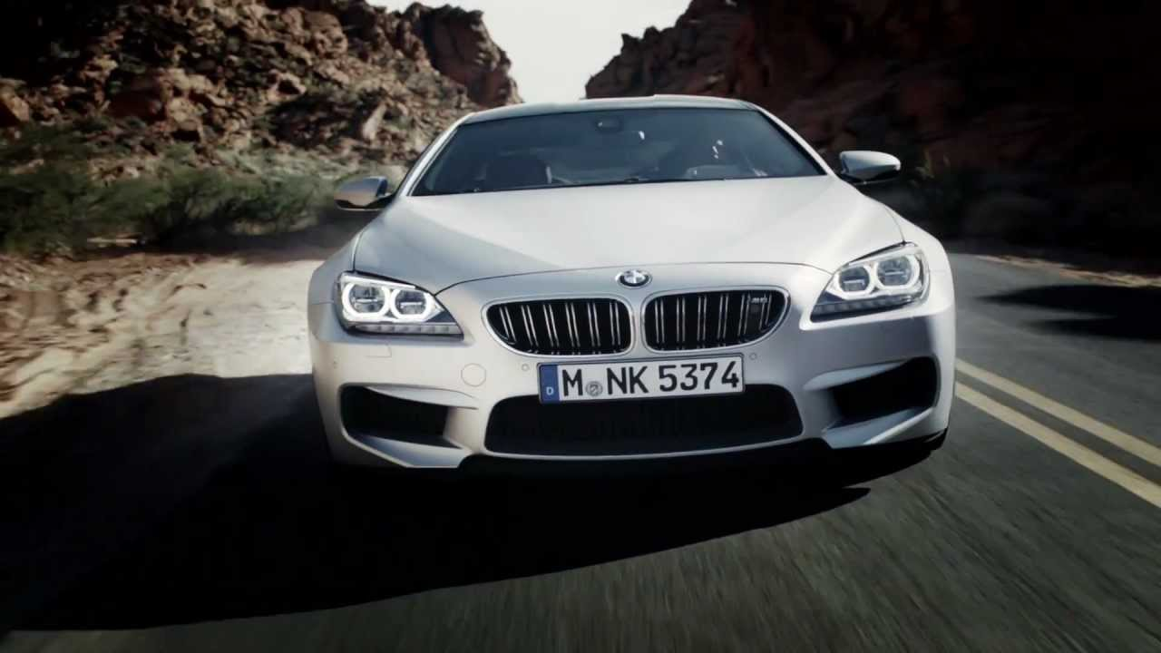 BMW M6 2013 Gran Coupe First Commercial Carjam TV HD Car TV Show 2013