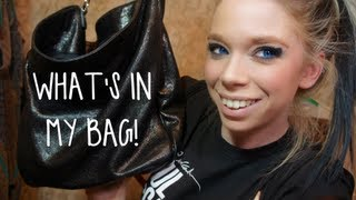 WHAT'S IN MY BAG! - MESSY EDITION!