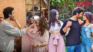 Sara Ali Khan & Kartik Aaryan wrap the Delhi Schedule | Pati Patni aur Woh gets a release date - ZOOMDEKHO