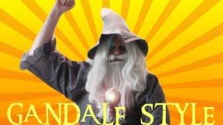 GANDALF STYLE - Parody of PSY - GANGNAM STYLE (강남스타일)