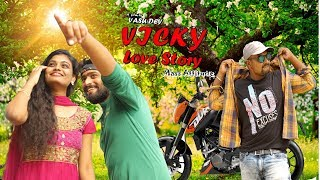 New Telugu Love Shortfilm|| Vicky Love Story || Mass Attitude || Directed by Vasu Dev 2018 - YOUTUBE