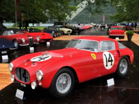 $12.7 Million Ferrari 340/375 MM Berlinetta Competizione
