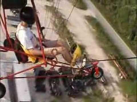 Accidente Ultraligero - Falla de Motor