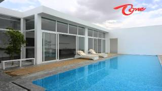 Allu Arjun's Guest House at ORR, Hyderabad view on youtube.com tube online.