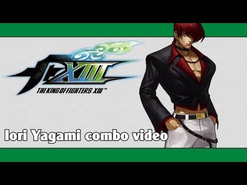 KoF XIII: Iori Yagami combo video -M6aOe-Fp7zI