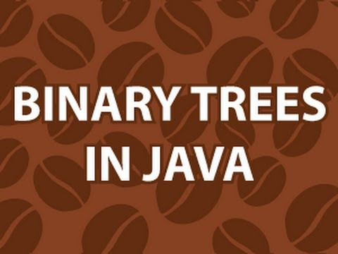 Binary Tree in Java