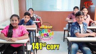 Fun Bucket JUNIORS | Episode 141 | Telugu Comedy Web Series | by Nagendra K | TeluguOne - TELUGUONE