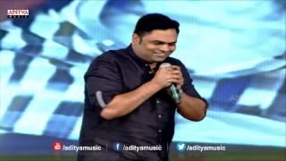 Vamsi Paidipally Speech At Pilla Nuvvuleni Jeevitham Audio Launch - ADITYAMUSIC