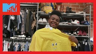 Jay Versace Goes Shopping For VidCon | Road to VidCon | MTV - MTV