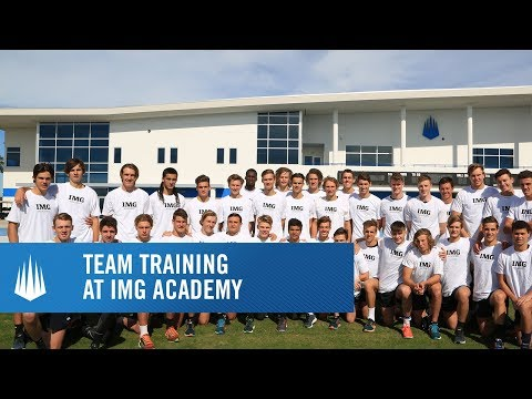Team Training at IMG Academy