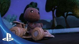 LittleBigPlanet Karting Wow Trailer