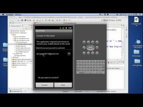 Google I/O 2011: Android + App Engine: A Developer's Dream Combination