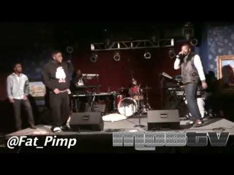 Polow's Mob Tv Presents Fat Pimp Live With Mob Tv Exclusive Unplugged Edition