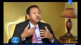مصطفى عثمان طه زيارة السيسى للسودان ضربة معلم