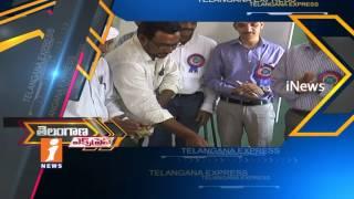 Telangana Express Speed News (21-05-2017)   iNews - INEWS