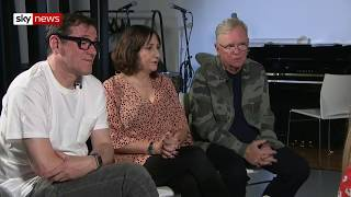 New Order front man Bernard Sumner hits out at mental health funding for young people - SKYNEWS