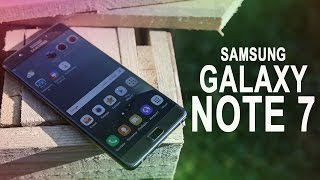 Samsung Galaxy Note 7 - Обзор от keddr.com