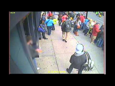 Surveillance Video Related to Boston Bombings