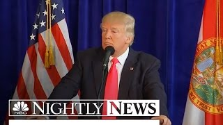 Trump Calls for Russia to Find, Share Clinton's Missing Emails | NBC Nightly News - NBCNEWS