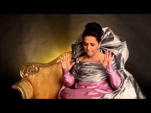 'Persuasión y devoción', el espectáculo de Eva Yerbabuena para las Santas de Zurbarán