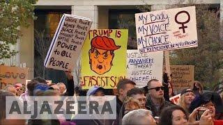 Trump's swearing-in ceremony fails to draw crowds - ALJAZEERAENGLISH