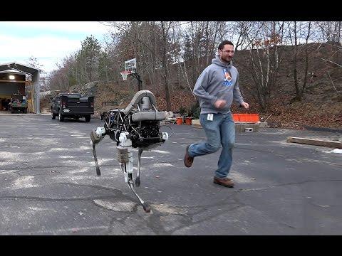 """""""Spot"""" - robot firmy Boston Dynamics"""