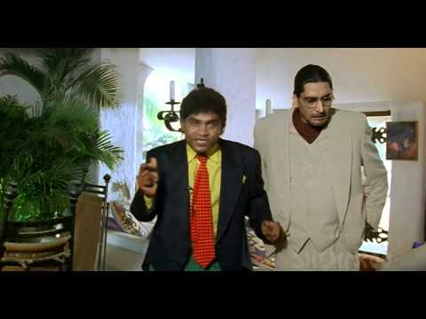 Rib tickling comedy - Johny Lever Nirmal Pandey Rakesh bedi fight - Hadh Kar Di Aapne