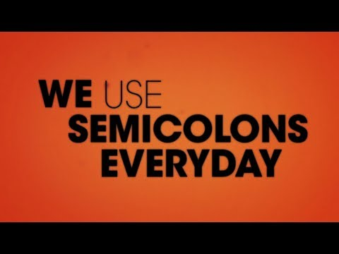 The Lonely Island SEMICOLON feat. Solange LYRICS VIDEO WACKWEDNESDAYS