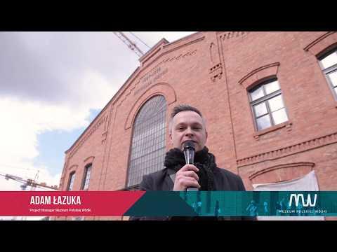 Zza kulis Muzeum Polskiej Wódki: Adam Łazuka