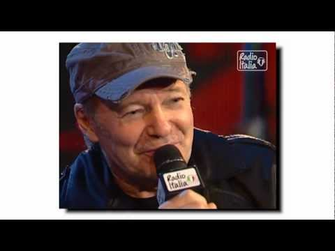 INTERVISTA VASCO ROSSI   a Radio Italia  2 parte