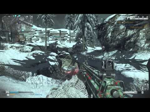 Call of Duty: Ghosts - PS4 - Ground War - Whiteout [1080p]
