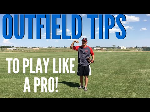 Top 3 Baseball Outfield Tips to Play Like a PRO!