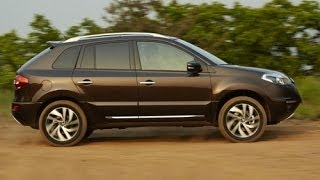 SPEEDOMETER - Renault Koleos 2014 - TV5NEWSCHANNEL