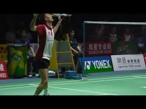 ZH&XJ Badminton Lesson Ep 1 part 1