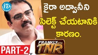 Director Koratala Siva Interview Part #2 || Frankly With TNR || Talking Movies With iDream - IDREAMMOVIES