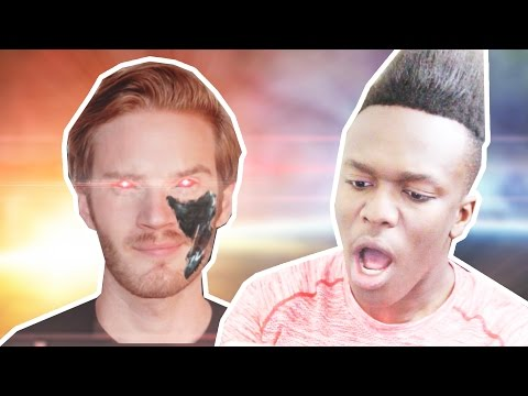 PEWDIEBOT IS A RACIST.