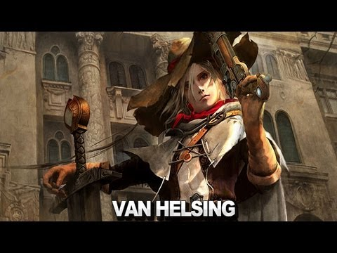 The Incredible Adventures of Van Helsing Gameplay Trailer -MAQMRW8GKys