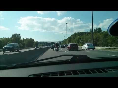 Nailed for using cellphone - DVP Toronto